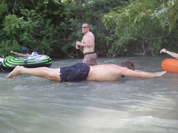 Jesus Planking