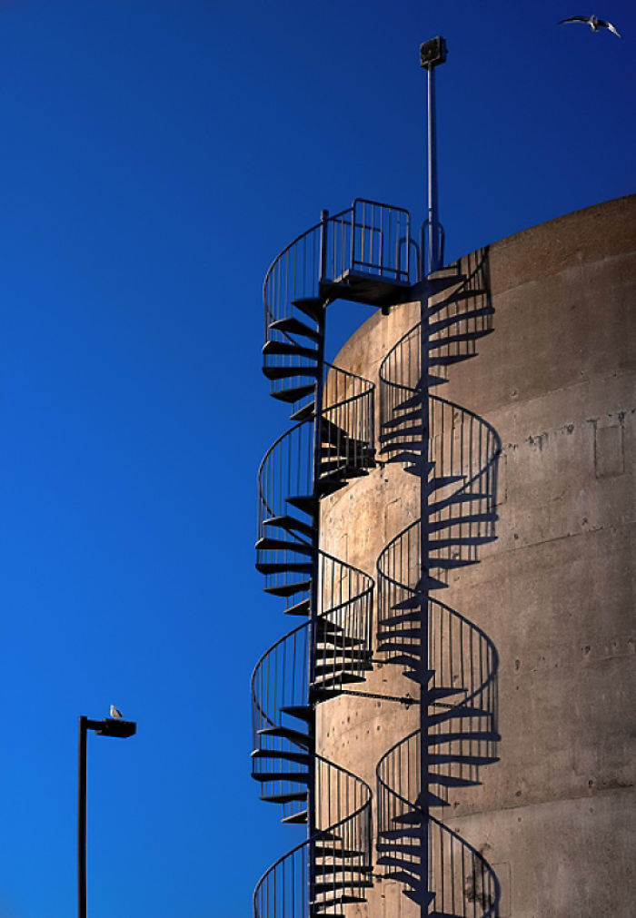 Shadow Staircase