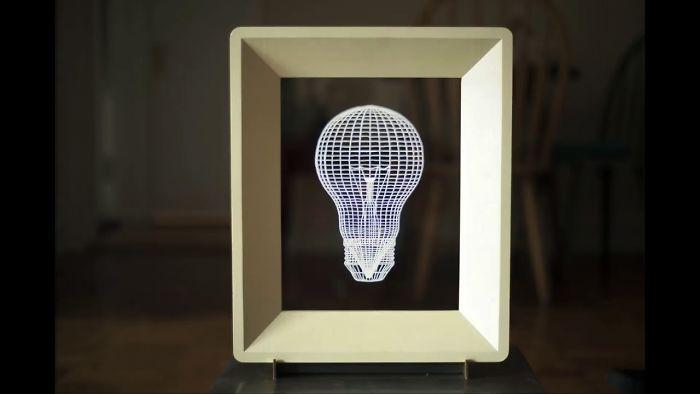 Magic Lamp By A Brooklyn Based Designer Tenzin Phuntsok