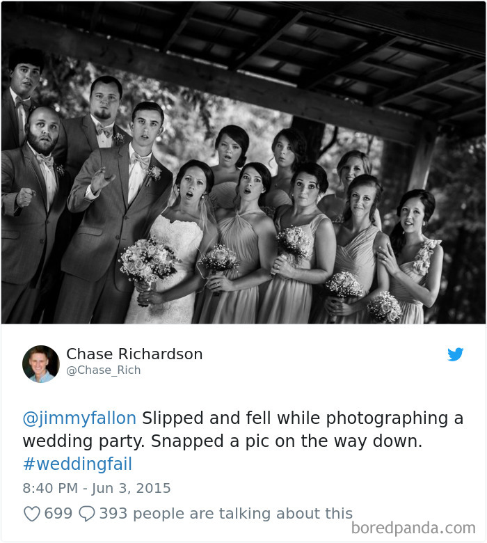 Wedding Fail Tweets