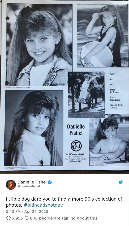 Danielle Fishel 