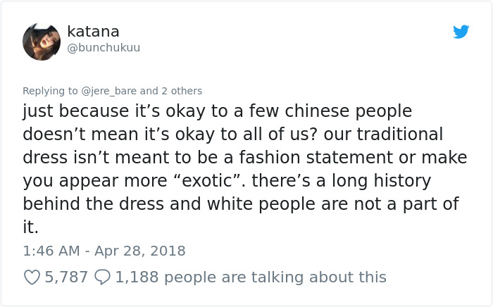 People Are Calling This Student Racist After She Posts Photos Of Her Prom Dress Online
