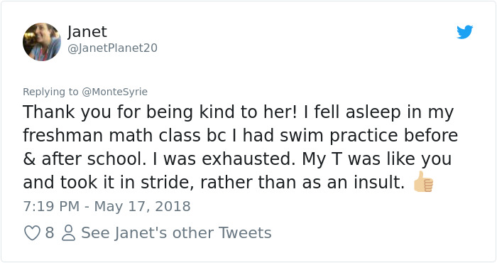 After A Student Falls Asleep In His Class, This Teacher Takes The Opportunity To Teach A Lesson To Everyone
