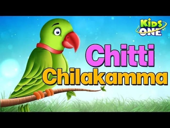 chitti chilakamma rhymes