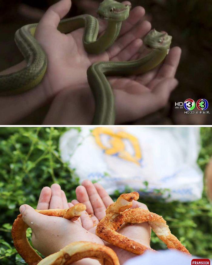36 Parody Pakaian Artis Popular Dari Makanan Ini Memang Lawak Betul
