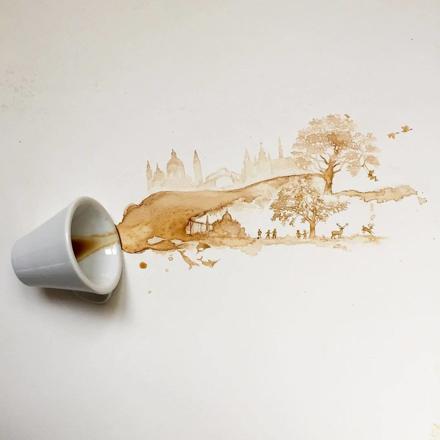 Spilled-Tea-Coffee-Art-Giulia-Bernardelli