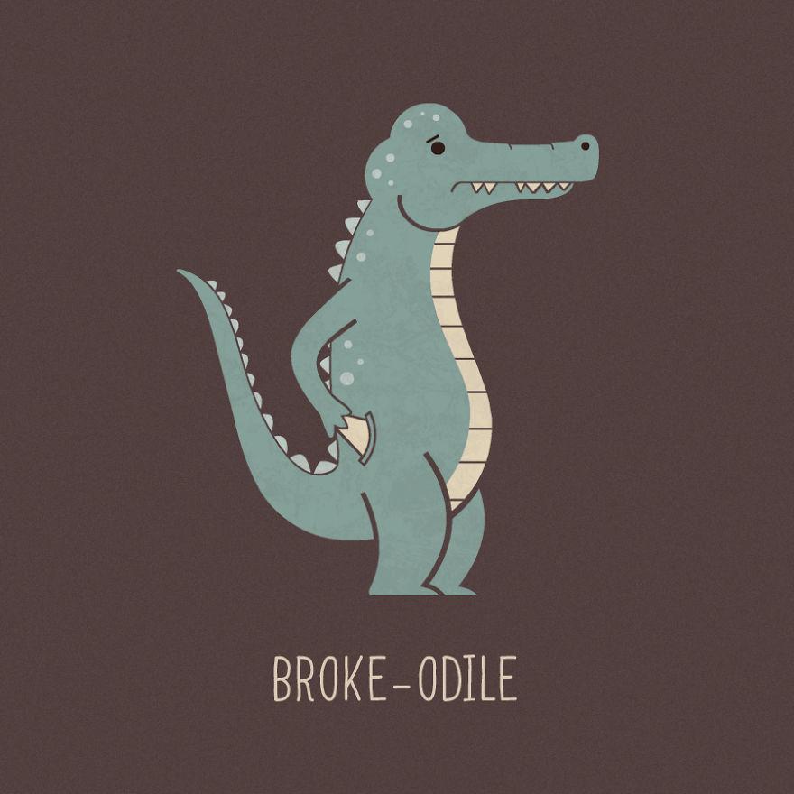 Broke-Odile
