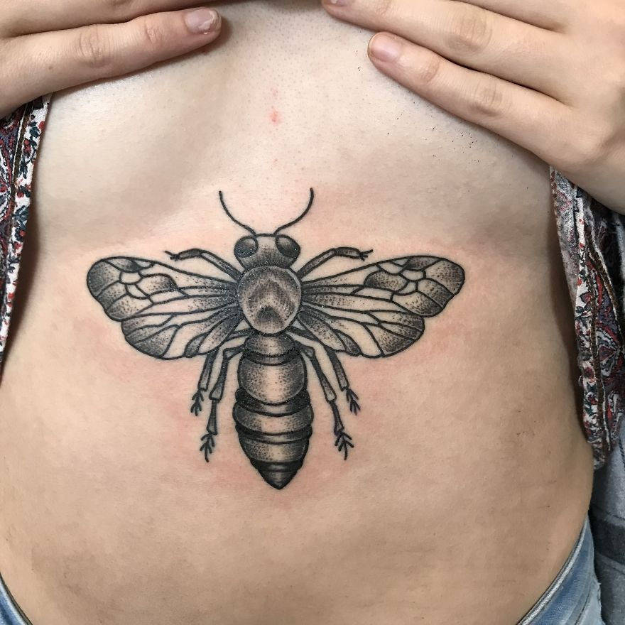 20 Botanical Tattoo Artists You Need To Follow For Your: Central New York's Favorite Botanical Tattoo Artist