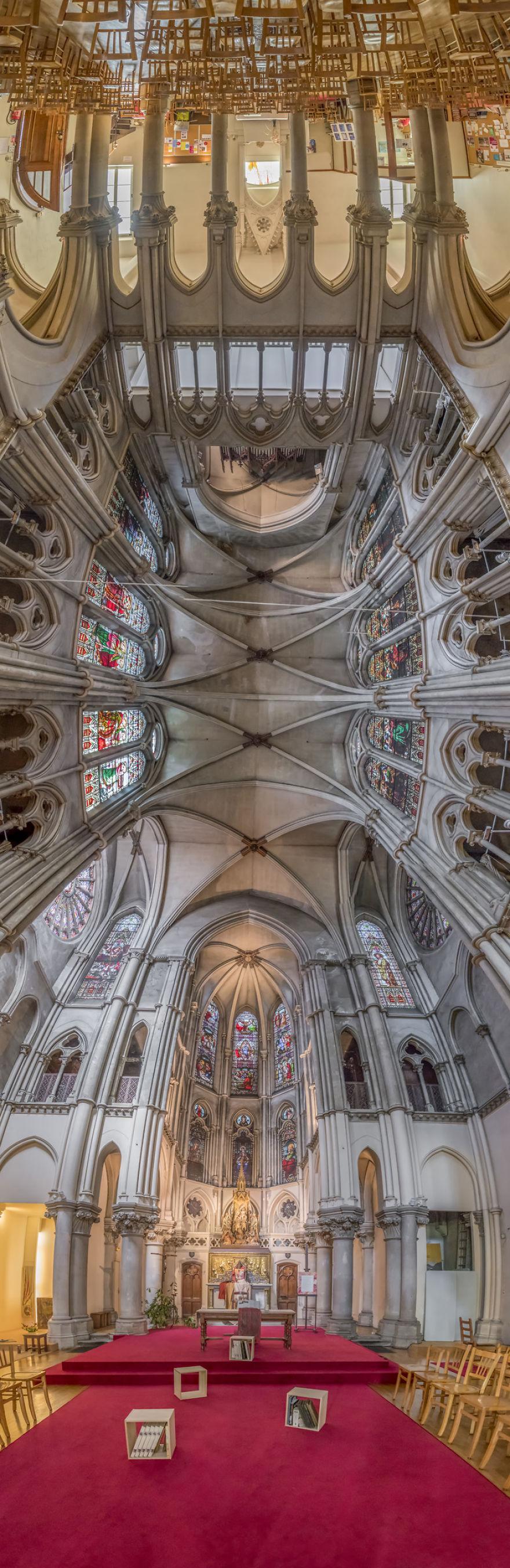 Chapelle De Notre Dame Des Anges
