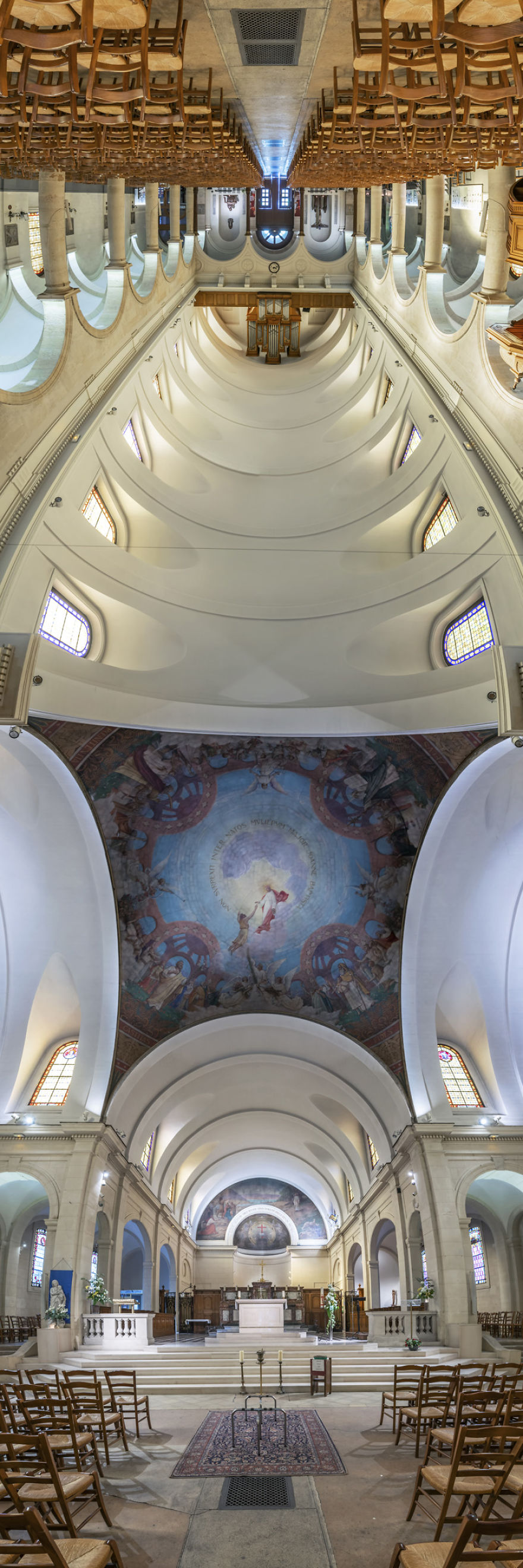 Church Of Saint-Jean-Baptiste De Grenelle