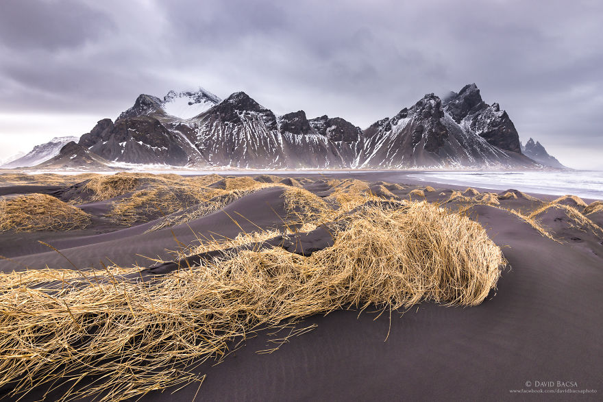 Vestrahorn, At The Foot Of Giants