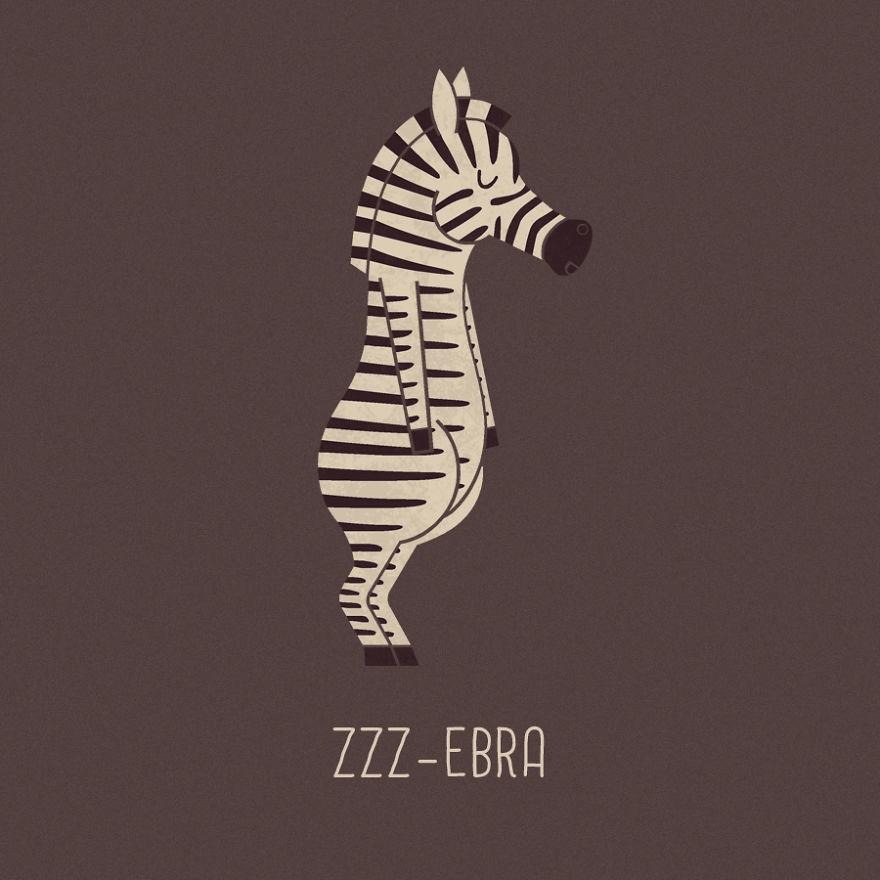 Zzz-Ebra