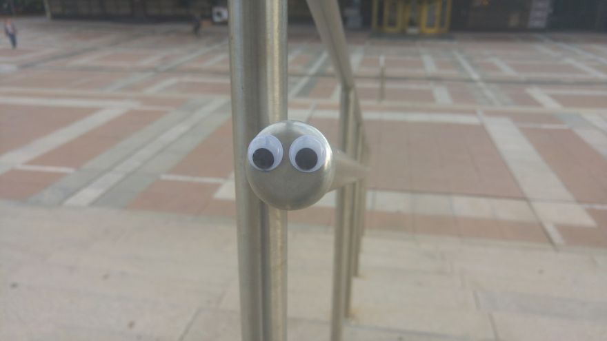 I Bring Bulgarian Streets To Life By Putting Googly Eyes On Random Objects (New Pics) 41