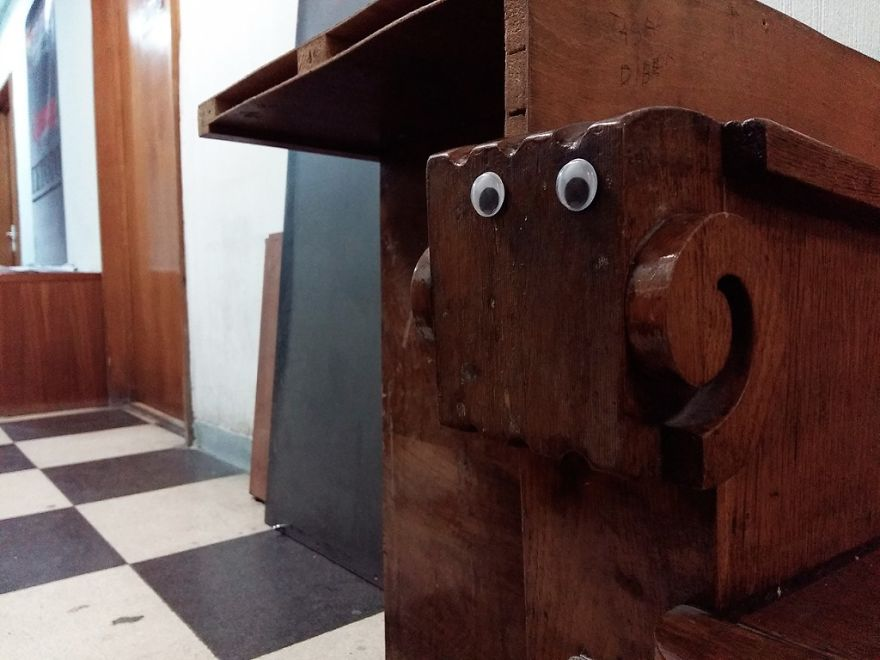 I Bring Bulgarian Streets To Life By Putting Googly Eyes On Random Objects (New Pics) 52