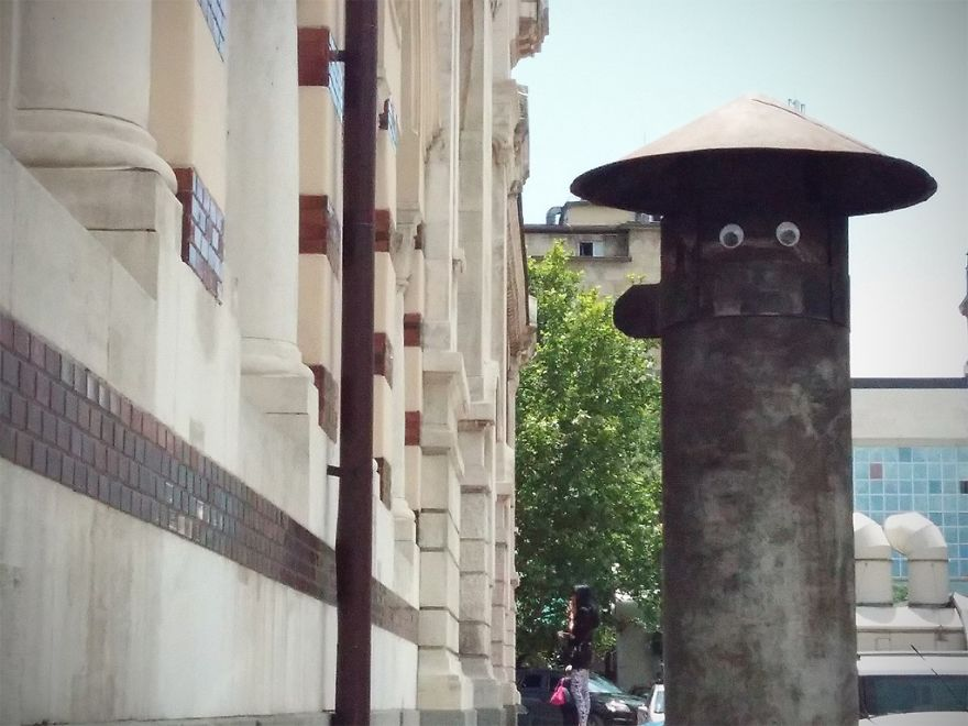 I Bring Bulgarian Streets To Life By Putting Googly Eyes On Random Objects (New Pics) 39