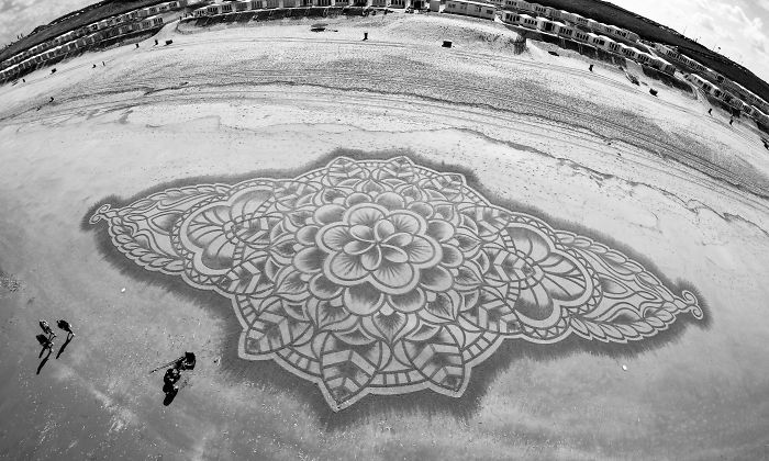 Beach Art Summer Season 2018