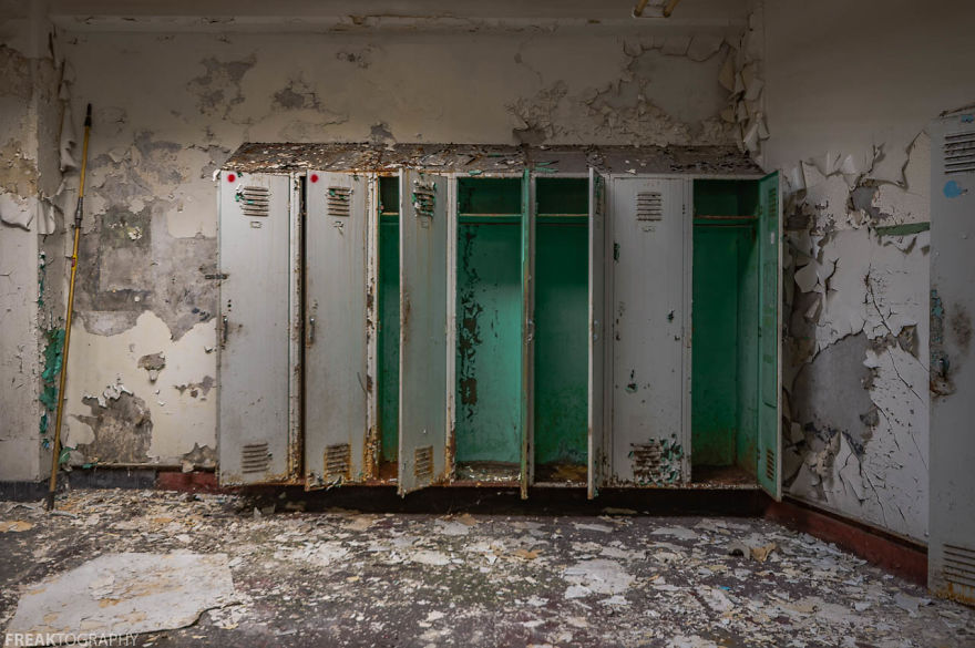 I Create Stories Out Of Abandoned Spaces