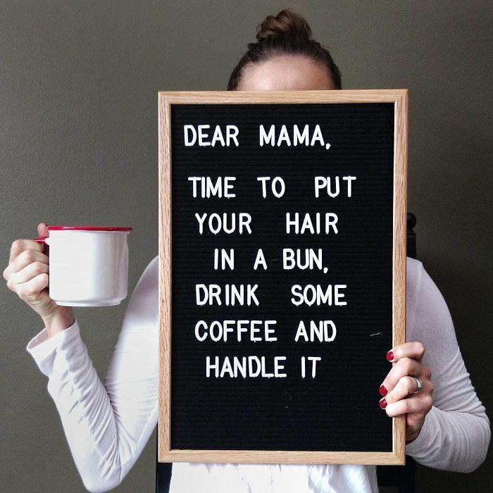 Morning, Mamas!