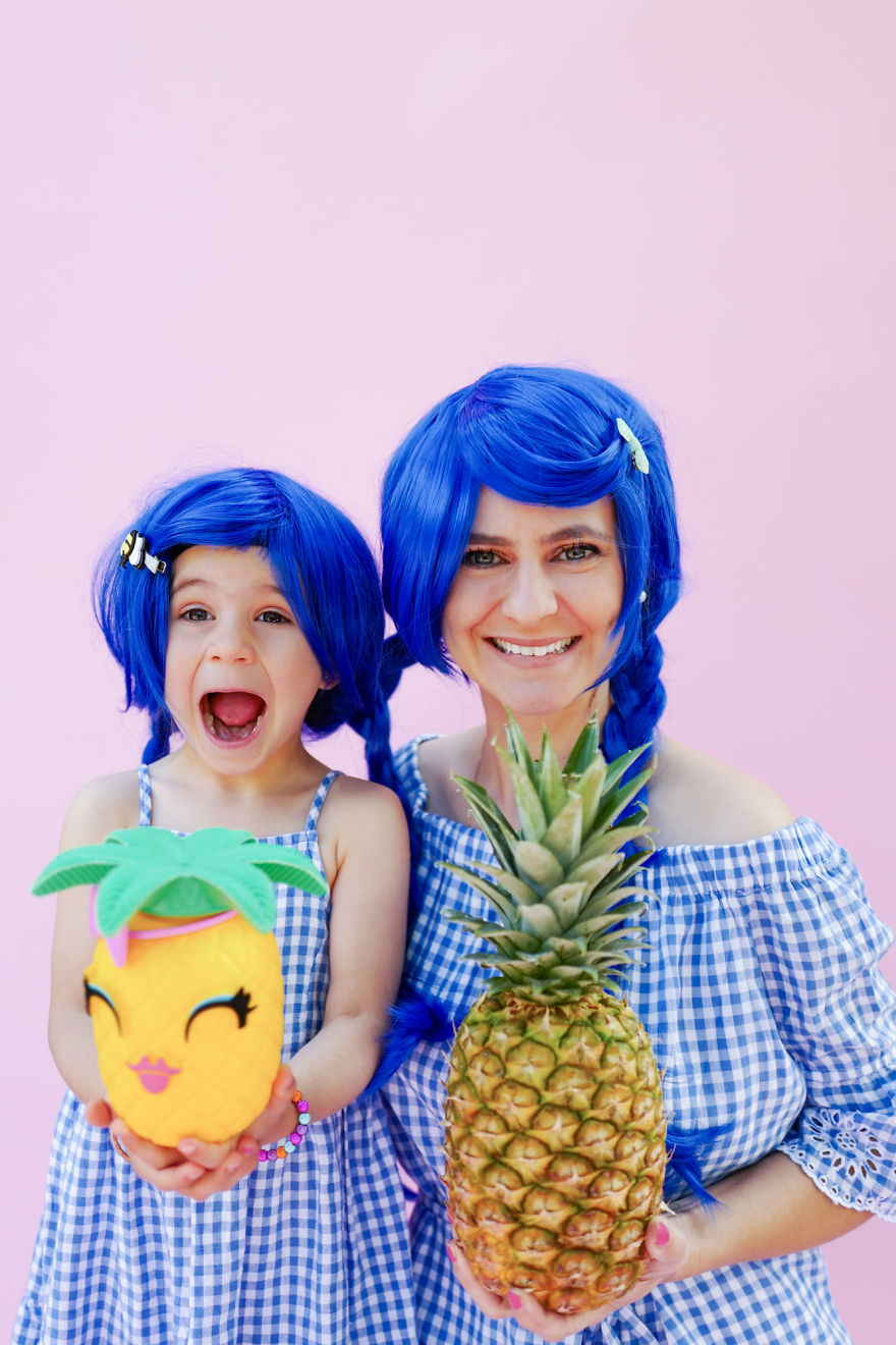 I Did A Photoshoot With My Daughter By Myself