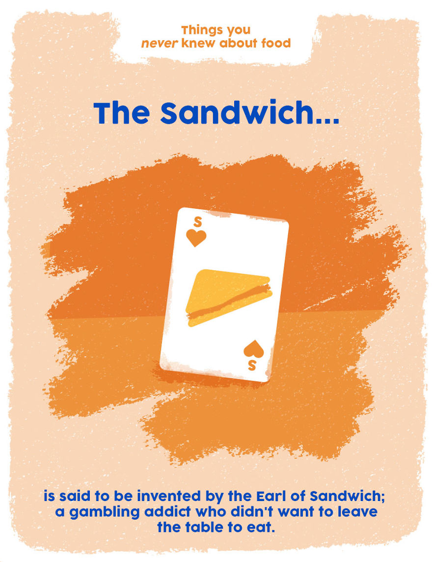 The Invention Of The Sandwich