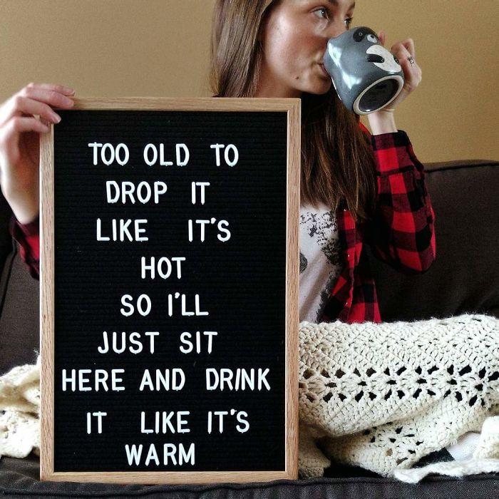 Yes, Let's Pretend It's Still Warm