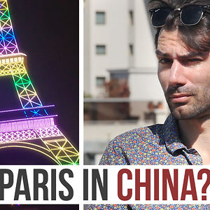 Parisian Visits the Fake Paris In China And It Makes Him Speechless