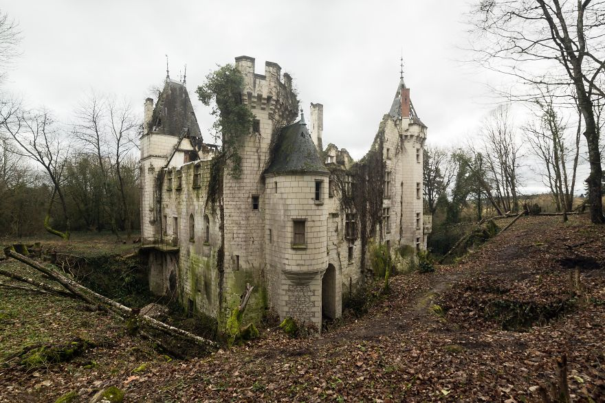 The Most Beautiful Abandoned Castles In The World