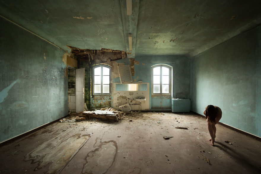 Abandoned Places And Femininity
