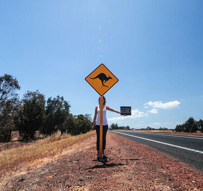 Middle Of Australia