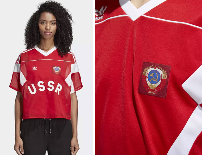 Adidas Starts Selling Soviet-Themed Clothes, Regrets It After Seeing Internet's Reaction