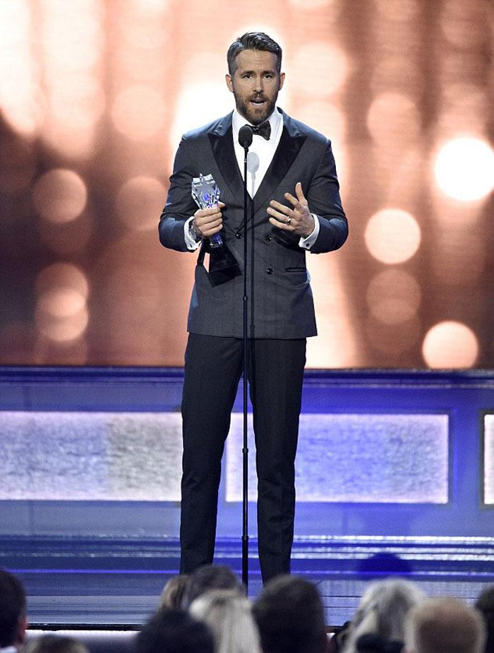 Ryan Reynolds tem ansiedade