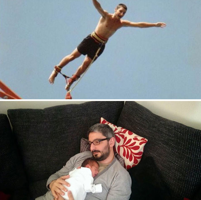 Before And After Having Children