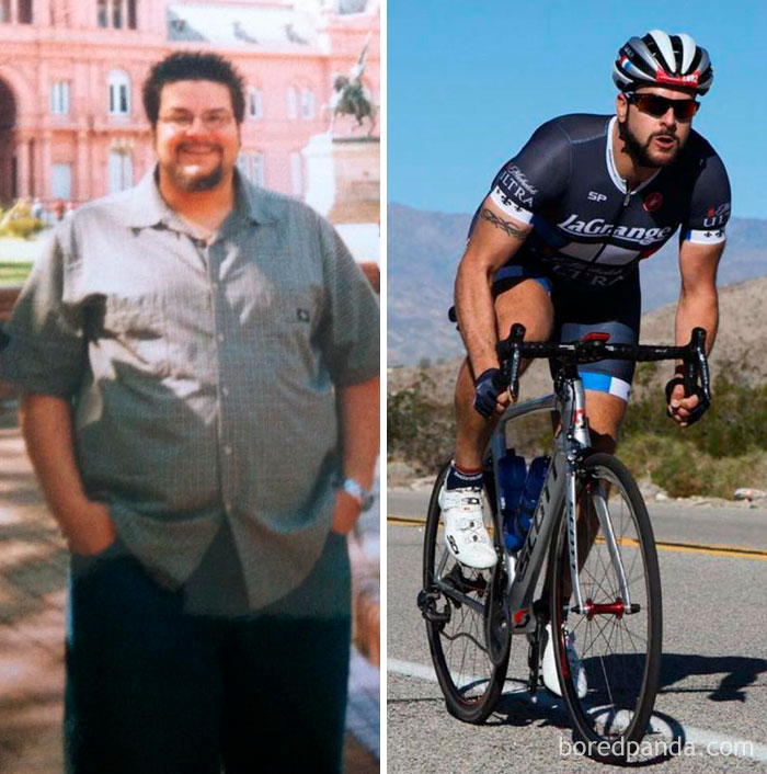 I Have Lost Over 100 Lbs 6 Years Ago With Weight Watchers And Cycling