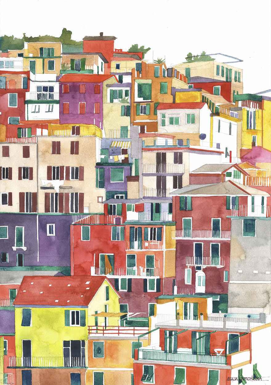 Cinque Terre, Італія
