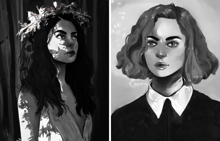 My (Digital) Girls… Almost A Year Later