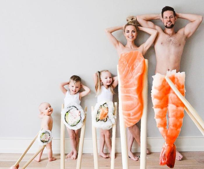 55 Fun Photos Of My Family That I Took To Fight Boredom