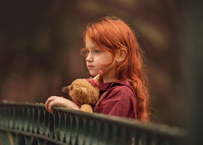 Redhair Girls In Autumn Is What I Love To Photograph The Most