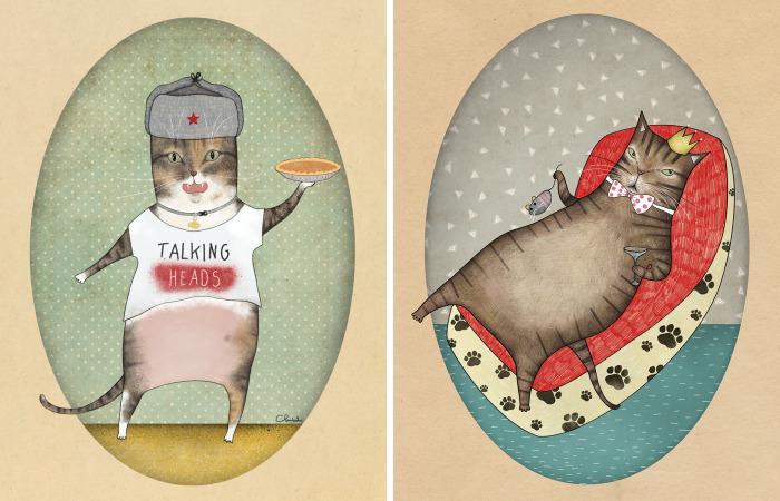 Quirky Pet Portaits