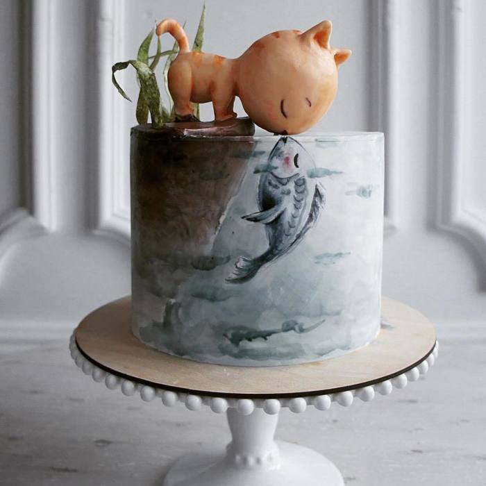 102 Stunning Cakes By Russian Chef That Will Blow You Away