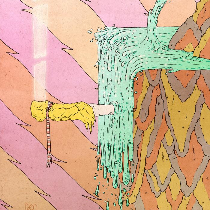 Psychædelights: I Create Surreal Illustrations