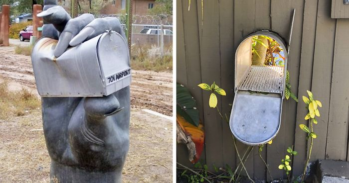 71 Times People Took Their Mailboxes To The Next Level Bored Panda