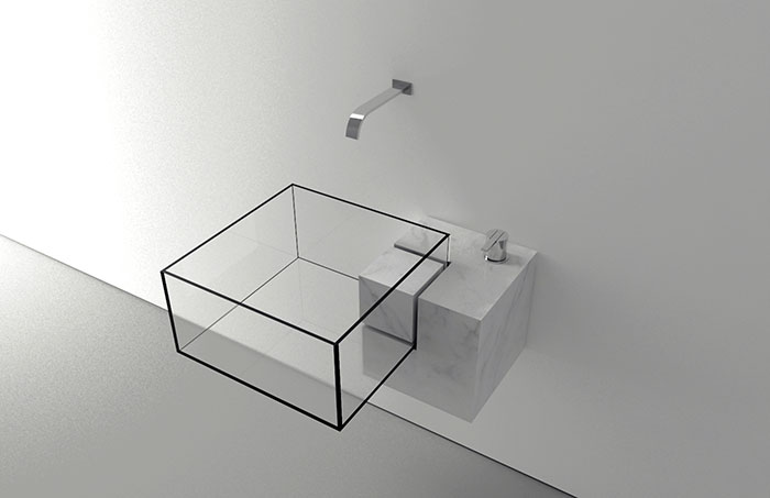 Kub - A Sink By Architect Victor Vasilev