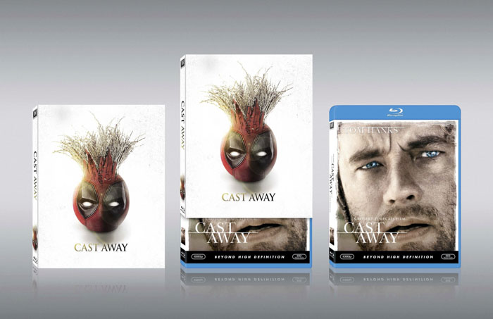 Deadpool Hilariously Takes Over Famous Movie Covers, And ...