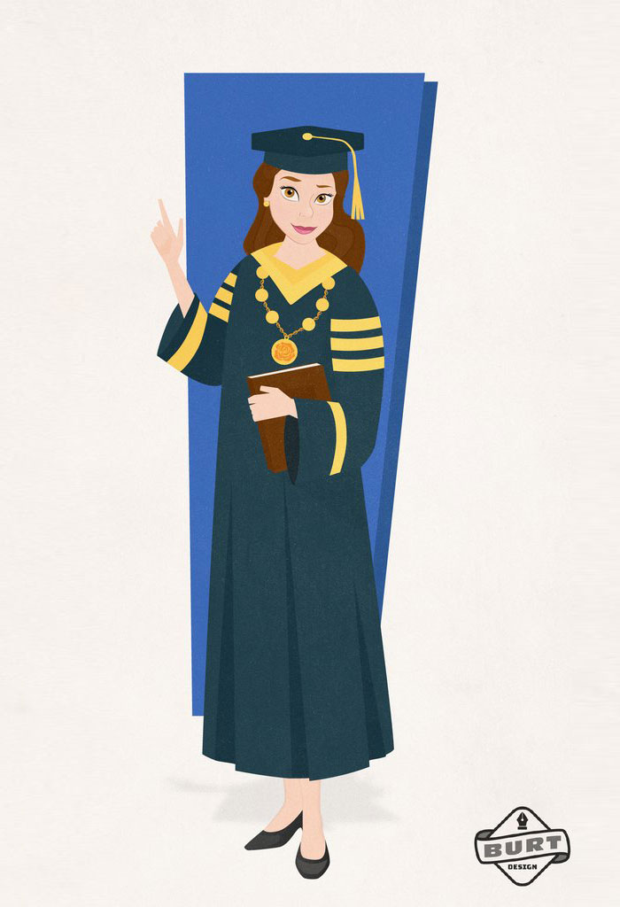 Belle: University Chancellor