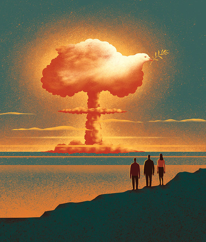 Has Nuclear Fear Brought Peace?
