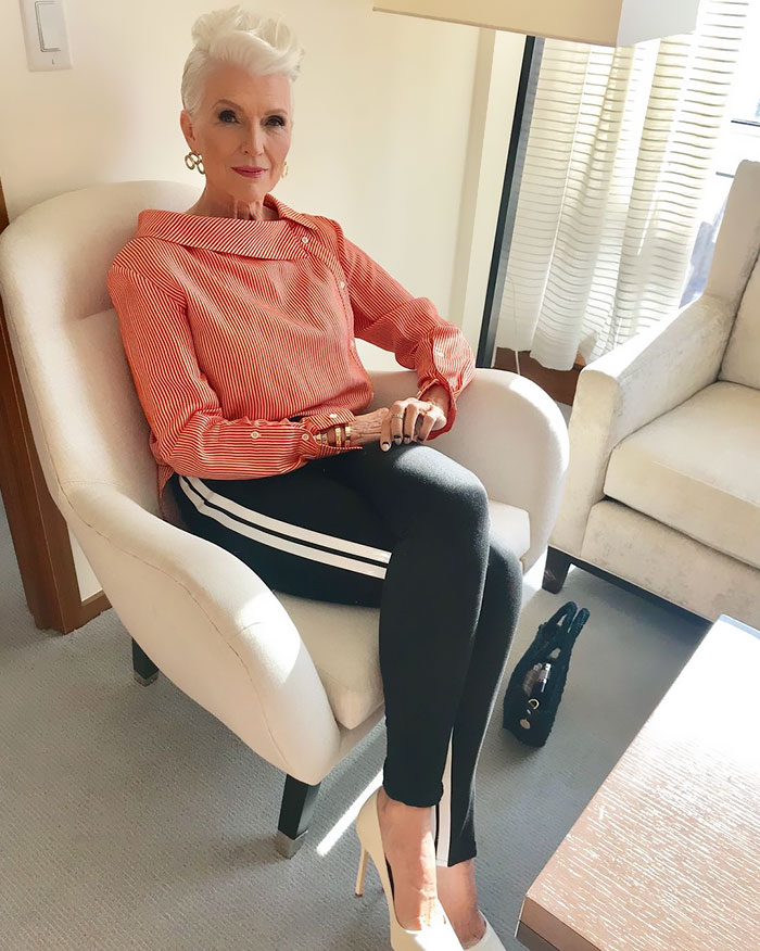 This Is Elon Musk's 70-Year-Old Mom And She Is The Coolest
