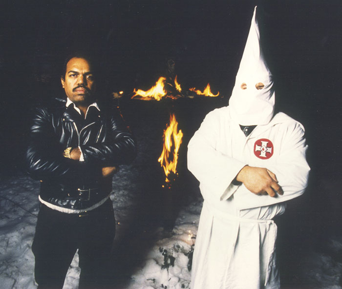 Black Man Who Attended The KKK Rallies For 30 Years Made 200 Of Them Leave The Klan
