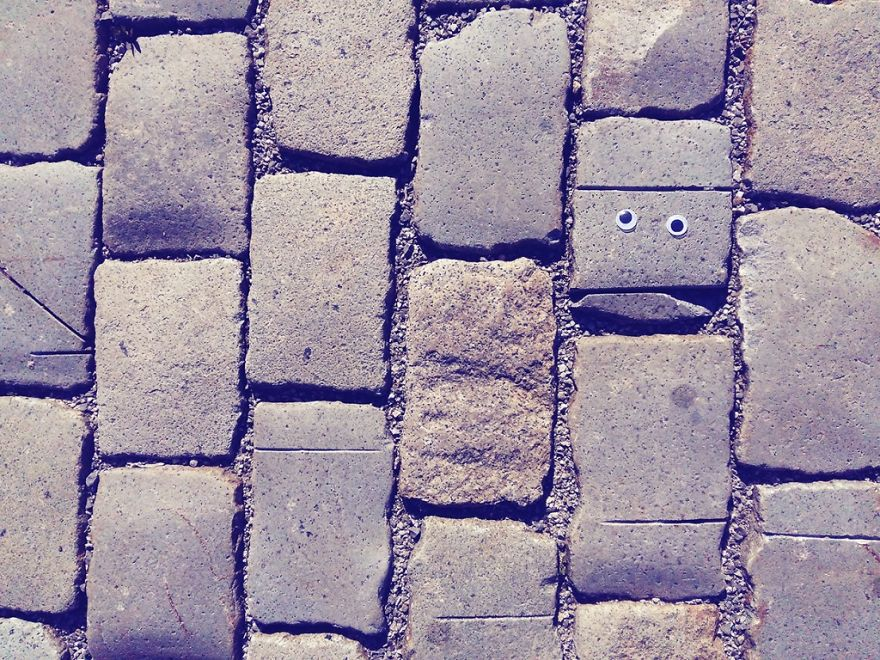 I Bring Bulgarian Streets To Life By Putting Googly Eyes On Random Objects (New Pics) 18