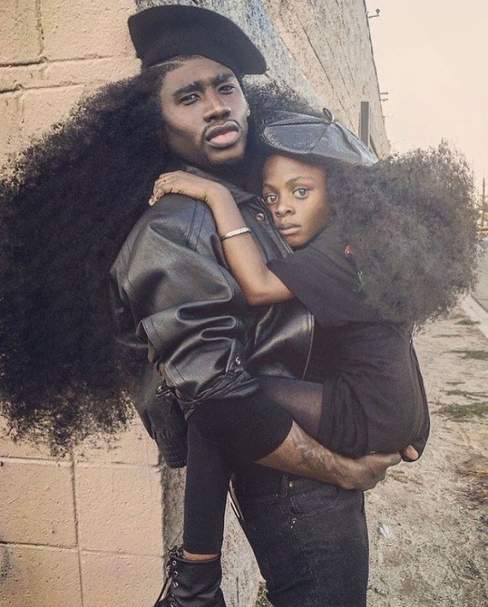 Father Daughter Duo Takes Over The Internet With Their Natural