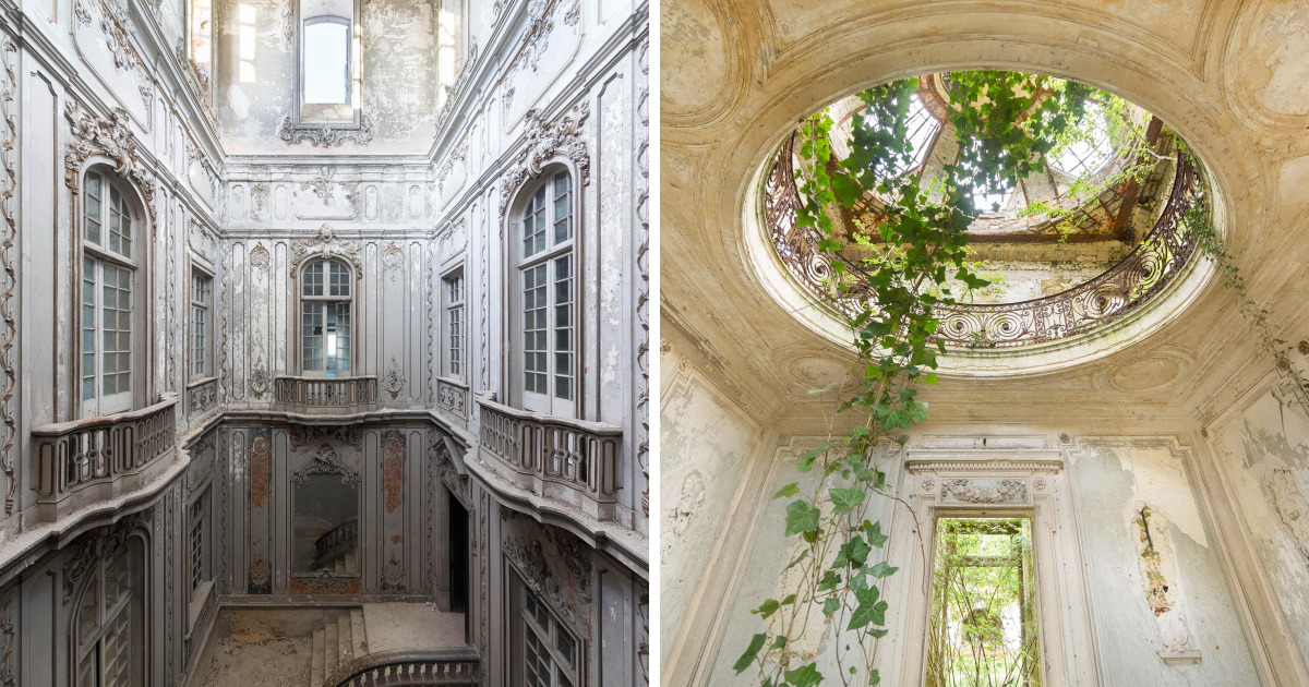 Wonderful Pictures Of Abandoned Places